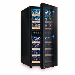 Винные шкафы - Винный холодильник (шкаф) компрессорный meyvel mv33-kbf2, 0