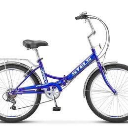 Велосипеды - Городской велосипед stels pilot 750 24 z010, 0