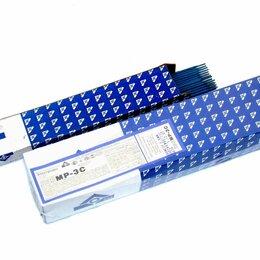 Электроды, проволока, прутки - Электроды Сварочные MP-3C, 0