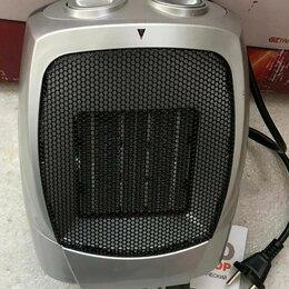 Обогреватели - Тепловентилятор керамический 3 режима работы, 0