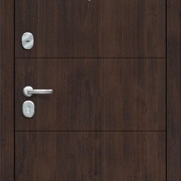 Входные двери - Дверь входная Porta S 4.П50 (IMP-6)  Almon 28/Cappuccino Veralinga  В НАЛИЧИИ, 0