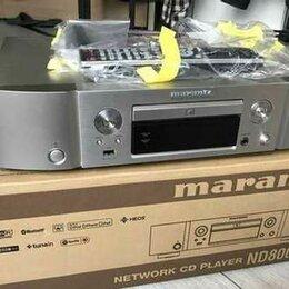 ТВ-приставки и медиаплееры - Сетевой плеер Marantz ND8006 , 0