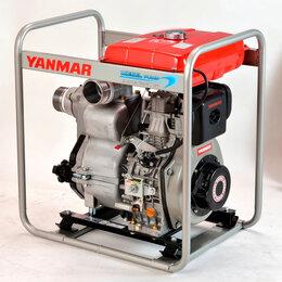 Мотопомпы - Мотопомпа Yanmar YDP30TN-E, 0