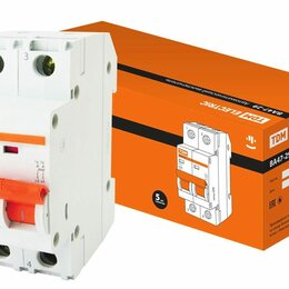 Защитная автоматика - Выключатель автоматический ВА47-29 2Р 32А 4,5кА С, 0