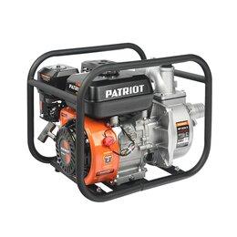 Мотопомпы - Мотопомпа бензиновая Patriot MP 2036 S, 0