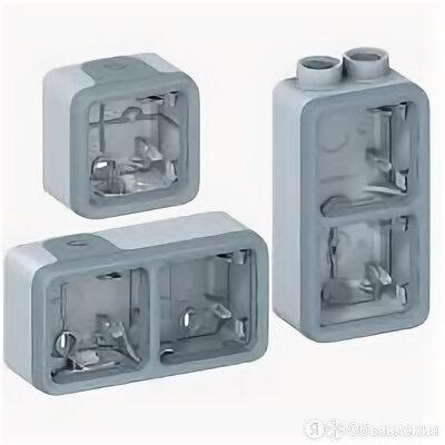 Celiane Коробка накладная 2п. титан 80245 по цене 1999₽ - Упаковочные материалы, фото 0