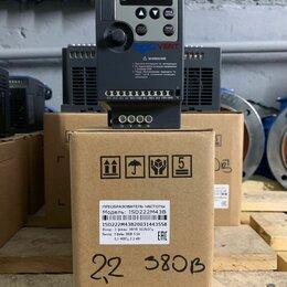 Преобразователи частоты - Преобразователь частоты INNOVERT isd222m43b mini 2,2кВт 380В трёхфазный, 0