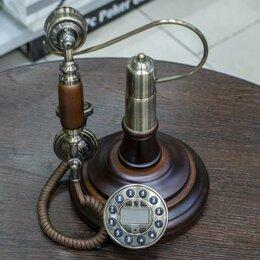 Проводные телефоны - Телефон-ретро 34*18*14 см., 0