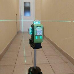 Измерительные инструменты и приборы - Лазерный уровень huepar 603CG-BT,  12 лучей,  Доставка , 0