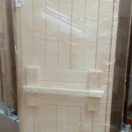 Двери - Дверь банная щитовая с фурнитурой ОСИНА, 0
