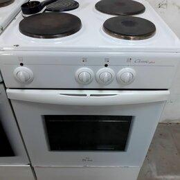 Плиты и варочные панели - Электрическая плита бу, 0