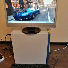 Мониторы - Монитор NEC LCD 22wv 75Hz + сист.блок, бесплатно., 0