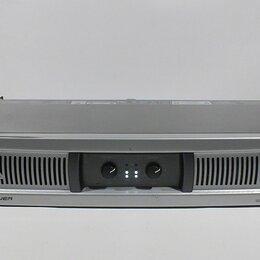 Усилители и ресиверы - Усилитель Behringer Europower EPQ1200 2 х 600 ватт, 0