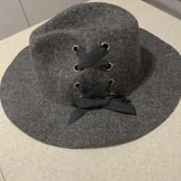 Головные уборы - Войлочная шляпа женская, 0