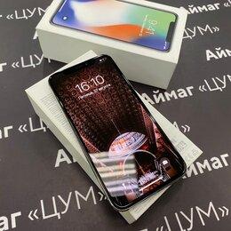 Мобильные телефоны - Apple iPhone X 256Gb Silver, 0