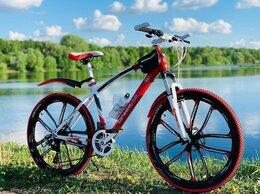 Велосипеды - Велосипед новый р26(магазин), 0