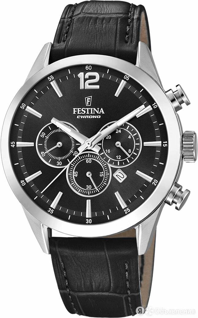 Наручные часы Festina F20542/5 по цене 14200₽ - Наручные часы, фото 0