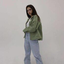 Куртки - Джинсовая куртка женская, 0