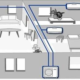 Архитектура, строительство и ремонт - Монтаж систем кондиционирования, 0