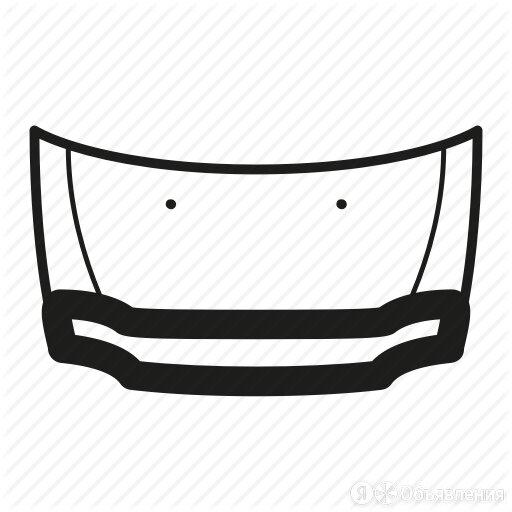 Дефлектор капота Toyota Highlander 2013- (арт.2160813) по цене 2620₽ - Кузовные запчасти, фото 0