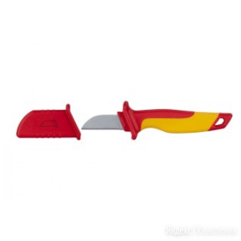 Диэлектрический нож Navigator 82 362 NHT-Nmd01-185 по цене 739₽ - Монтажные ножи, фото 0