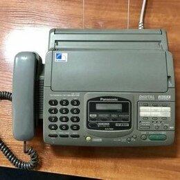 Факсы - Факсимильный аппарат Panasonic KX-F880 , 0