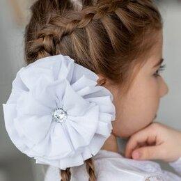Украшения для девочек - БТ-0022-1 АЛОЛИКА Маруся Бант Школьная  Белый, 0