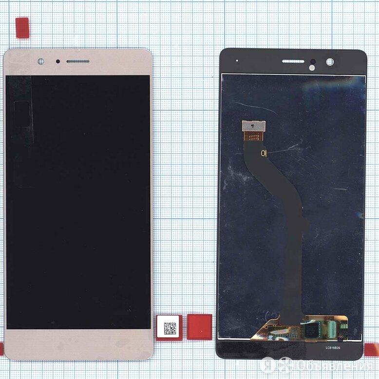 Модуль (матрица + тачскрин) для Huawei P9 Lite золотой по цене 919₽ - Дисплеи и тачскрины, фото 0