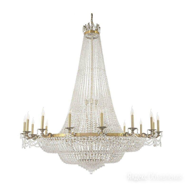 Подвесная люстра Dio DArte Elite Lodi E 1.6.16.100 G по цене 739906₽ - Люстры и потолочные светильники, фото 0