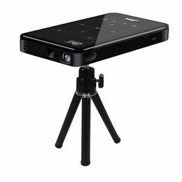 Проекторы - Мини Проектор Mini Projector ASPECT AP-79 DLP Wi-Fi 4K, 0