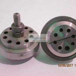 Аксессуары, запчасти и оснастка для пневмоинструмента - Клапан всасывающий 06.11.06.420 для воздушного компрессора, 0