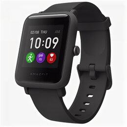 Умные часы и браслеты - Умные часы Amazfit Bip S Lite (черный) EAC, 0