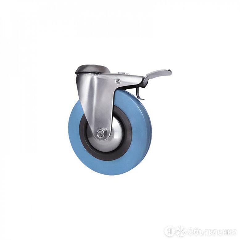 Аппаратное поворотное колесо Longway SChgb 25 по цене 117₽ - Оборудование для транспортировки, фото 0