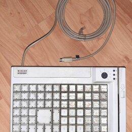 POS-системы и периферия - POS-клавиатура Wincor Nixdorf MSR-E1, 0