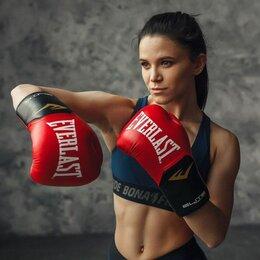 Боксерские перчатки - Боксёрские перчатки (кож.зам), 0