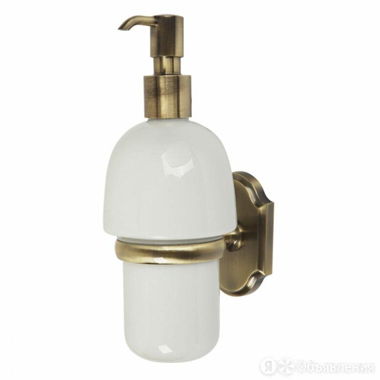 Настенный дозатор жидкого мыла VERAGIO STANFORD по цене 2418₽ - Мыльницы, стаканы и дозаторы, фото 0