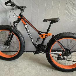 Велосипеды - Велосипед фэт , 0