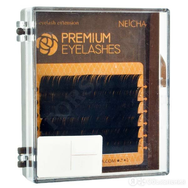Ресницы Neicha Premium Mini - загиб B, толщина 0.15, длина 7 мм по цене 290₽ - Для глаз, фото 0