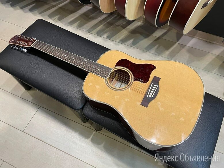 12-ти струнная акустическая гитара Caraya  по цене 13500₽ - Акустические и классические гитары, фото 0