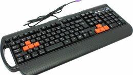 Клавиатуры - Клавиатура игровая, 0