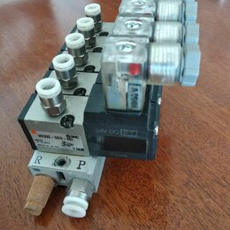 Производственно-техническое оборудование - Пневмораспределитель SMC VK332  , 0