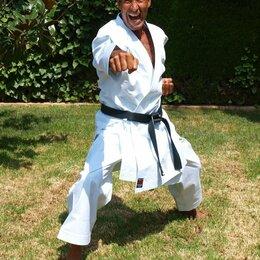 Аксессуары и принадлежности - Кимоно для карате KAMIKAZE NEW LIFE SHIHAN размер 180 см, 0