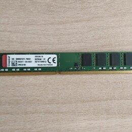 Модули памяти - Оперативная память Kingston 8 Gb Ddr3-1600 MHz, 0