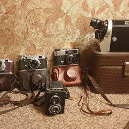 Пленочные фотоаппараты - Пленочный фотоаппарат фэд, 0