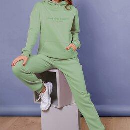 Домашняя одежда - Костюм женский Изи-2 зеленый, 0