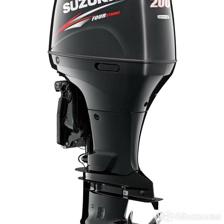 4х-тактный лодочный мотор Suzuki DF 200 AP L по цене 1212000₽ - Двигатель и комплектующие , фото 0