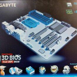 Материнские платы - Комплект 1155 материнская плата и процессор i7, 0