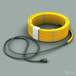 Насосы и комплектующие - Греющий кабель внутрь трубы, 0