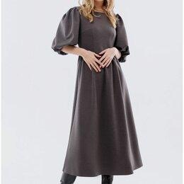 Платья - Платье 2235 PIRS серое Модель: 2235, 0