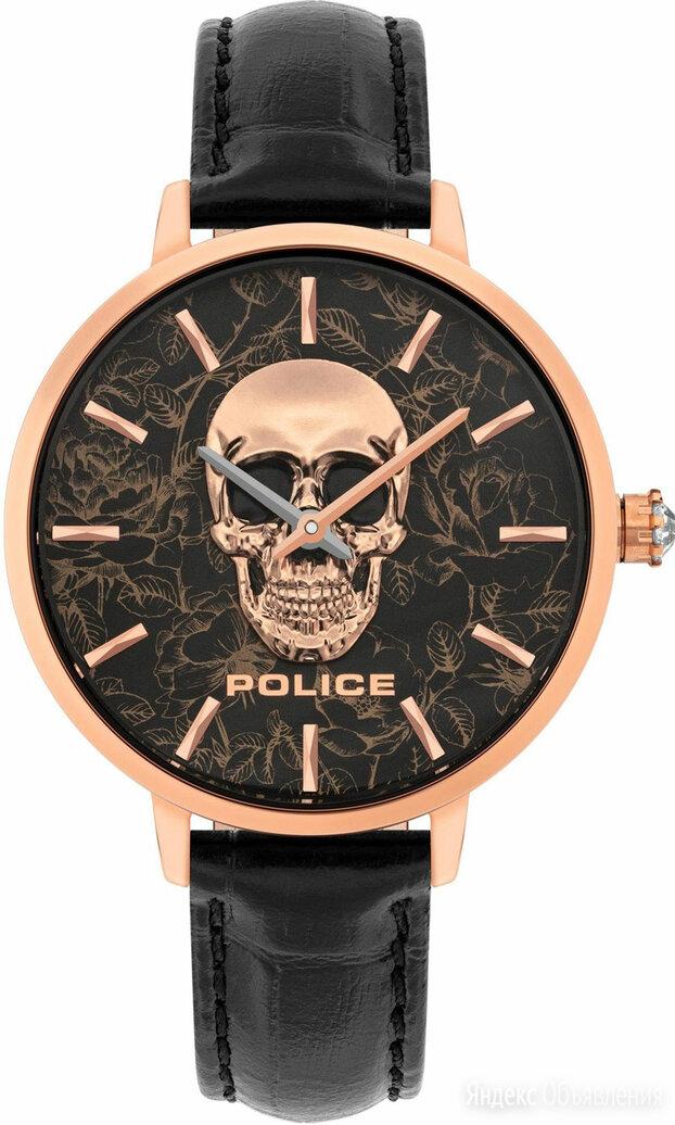 Наручные часы Police PL.16032MSR/02 по цене 11950₽ - Наручные часы, фото 0